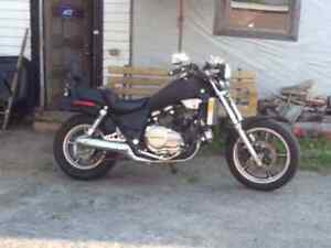 Honda Magna for sale for parts