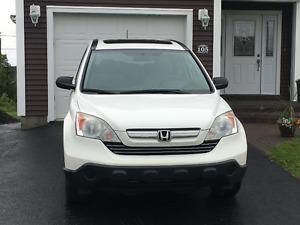2009 Honda CR-V SUV, Crossover