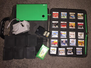 Green dsi and games