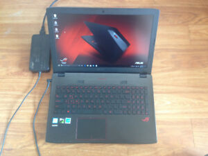 ASUS Republic of Gamers Gaming Notebook PC GL552V, 15.6""