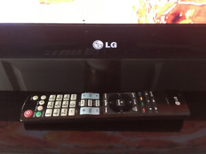 "LG TV LCD 47"" / LG Home theater"