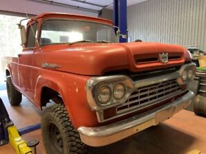 1960 FORD F100 (SOUTHERN TRUCK)