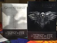 Game of throne - le trone de fer