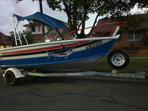 Stacer 525 searay