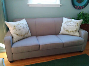 Couch accent cushions
