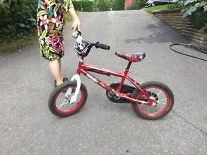 vélo pour enfant de 4-5 ans