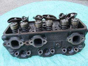 4.3 L V6 cylinder heads