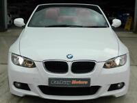 2009 BMW 3 SERIES 320I M SPORT HIGHLINE CONVERTIBLE PETROL