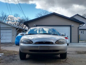 97 Mercury Sable if mechanically inclined