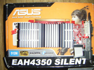 Asus Silent HD Video Card