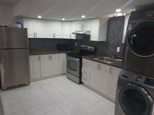 2 Bed room apartment for rent - basement