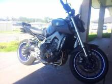 2014 Yamaha MT-09 850cc Triple Muswellbrook Muswellbrook Area Preview