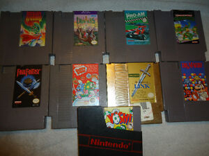 NES, SNES, DS, 3DS, GBA Games!