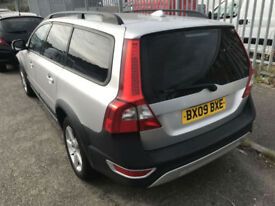 2009 Volvo XC70 D5 S 5Dr Estate Auto Geartronic SPARES REPAIRS SALVAGE EXPORT
