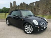 2005 Mini 1.6 ( Pepper ) One Convertible Cabriolet Low Insurance Power Hood FSH