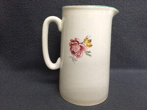 Collectible Antique Elijah Cotton Lord Nelson Ware Pitcher London Ontario image 3