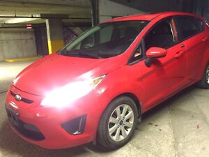 2013 Ford Fiesta Special Edition. . Low KM. . Fresh Safety...!!