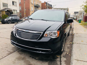 2012 Chrysler Town & Country Touring Fourgonnette, fourgon