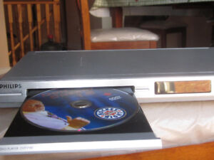 DVD Player Philips Multi System Region Free in good condition