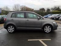 2008 VOLKSWAGEN GOLF PLUS 1.9 SE TDI PD 5dr MPV 5 Seats