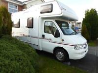 Compass Avantgarde 200 4 berth coachbuilt motorhome for sale Ref: 15153