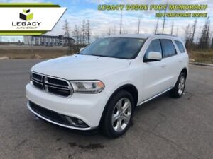 2014 Dodge Durango LIMITED FULLY LOADED LOW KM 4X4 7 PASSENGER