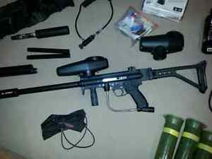 Paintball gear Tippmann A-5