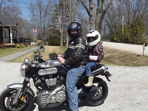 Motorcycle/ Snowmobile Safety Belts for Adults & Children