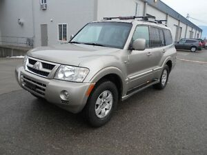 2004 Mitsubishi Montero Auto 4x4 DVD Runs Great SUV Hot Buy