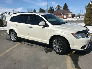 2014 Dodge Journey R/t limited