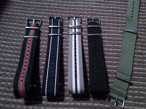 Brand New 20mm Watch Straps London Ontario image 1