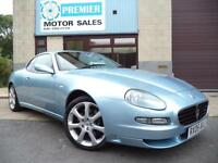 2005 MASERATI COUPE 4200 4.2 V8 AUTO CAMBIOCORSA, FACELIFT MODEL, FERRARI ENGINE