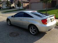 2000 Toyota Celica GTS Hatchback