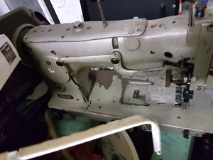 Pfaff Industrial Sewing Machines (with tables) Model 141-705