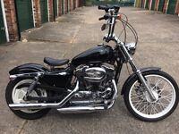 Harley Davidson sportster xl1200c, £5250 ono