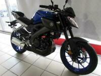 Used Yamaha mt 125 for Sale | Motorbikes & Scooters | Gumtree
