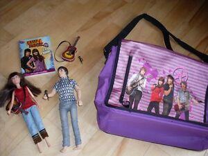 Barbie Camp Rock et sac