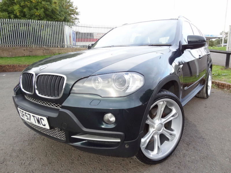 2007 bmw x5 auto se 7 seats kmt cars in. Black Bedroom Furniture Sets. Home Design Ideas
