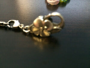 Large Flower Troll Clasp