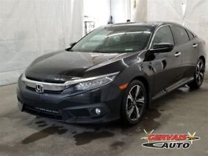 Honda Civic Touring GPS Cuir Toit Ouvrant MAGS 2016
