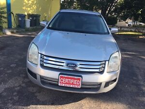 2006 Ford FUSION SE LOW KM AUTO REMOTE STARTER CLEAN HISTORY