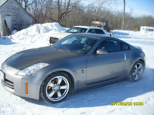 2008 Nissan 350Z grand touring Coupe (2 door)