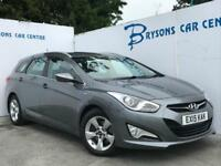 2015 15 Hyundai i40 1.7CRDi ( 136ps ) Blue Drive Active for sale in AYRSHIRE