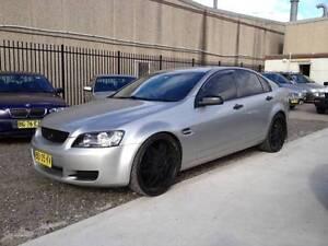 2006 Holden Commodore Sedan/Automatic Smithfield Parramatta Area Preview