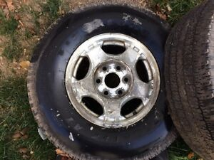 Rims and tires  Peterborough Peterborough Area image 3