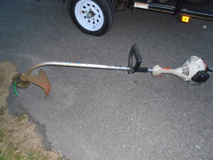 nice condition stihl whipper snipper, fs 38 model