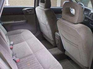 2000 Chevrolet Impala Model S Sedan Kitchener / Waterloo Kitchener Area image 7