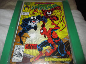 Amazing Spiderman #362 - 2nd Carnage Appearance