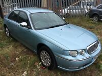 Rover 75 AUTOMATIC DIESEL Spares and Repairs MOT JANUARY 2017