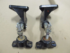 2013 Ilmor Side Engine Mounts